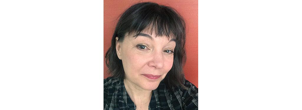 Foto av Lisa Förare Winbladh som är 1:a pristagare i Skrivas och Bokmässans novelltävling